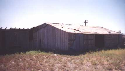 this building was used by ranchers