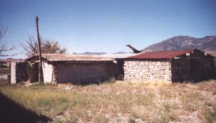 this building was also used by ranchers